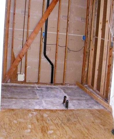 Wine Cellar Flooring Construction San Diego
