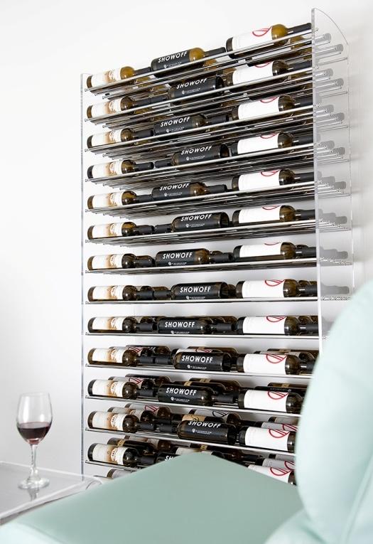 Floor Standing VintageView Evolution Series Metal Wine Racks