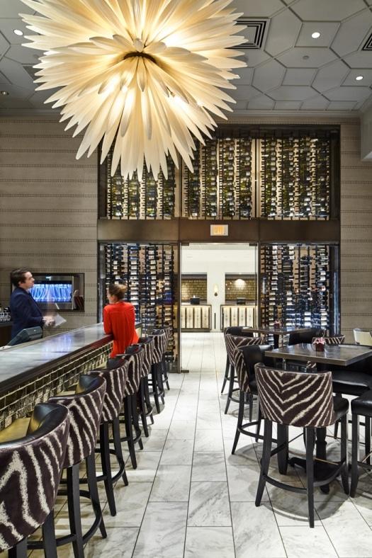 Glass Wine Cellar San Diego Builders