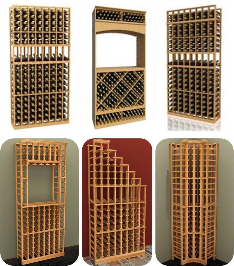 Kit Wine Racks