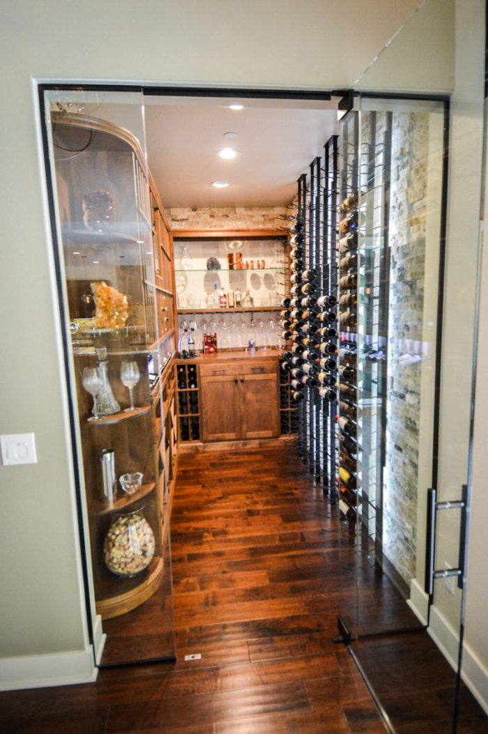 LED Wine Cellar Lighting is Safe and Appealing