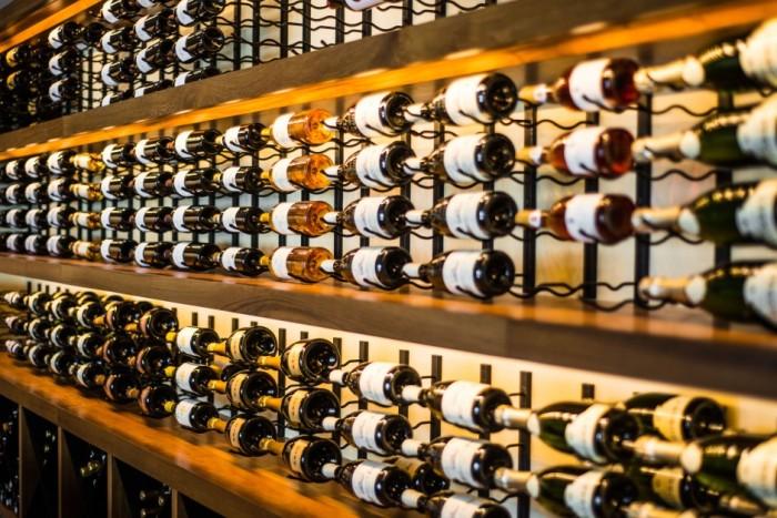 VintageView Label Forward Display Wine Racks
