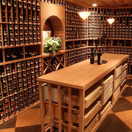 Proper Wine Room Lighting