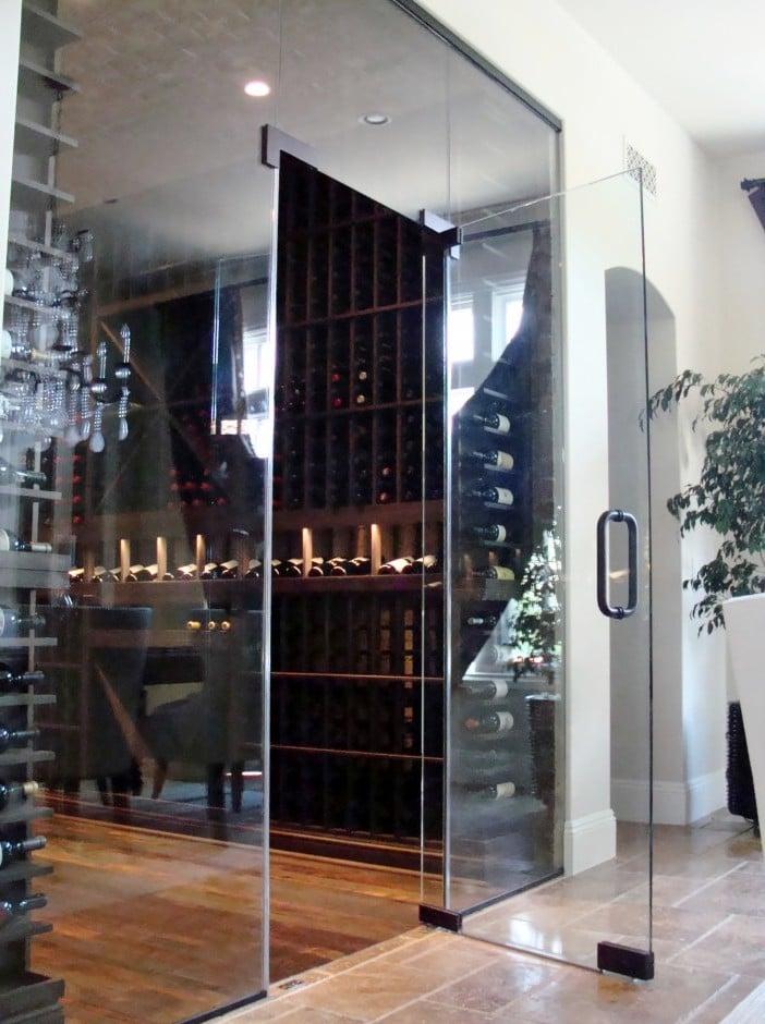 Modern Wine Cellar Ideas By San Diego Builders