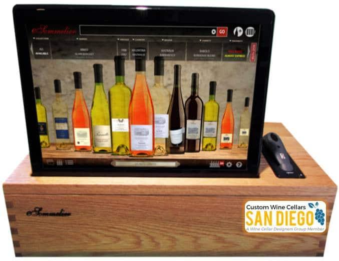Esommelier Wine Cellar Management System